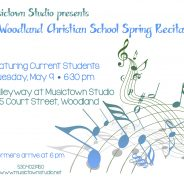 Musictown at WCS Spring Recital 2017