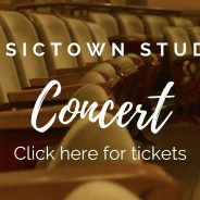 Musictown Concert on 12/3 at the Opera House